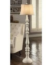 better homes and gardens lighting. better homes and gardens distressed white floor lamp lighting