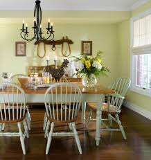 Country Style Dining Room Sets Vintage Style Decorating Country
