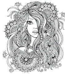 Unique Coloring Pages Online Coloring Sheets For Adults Stirring
