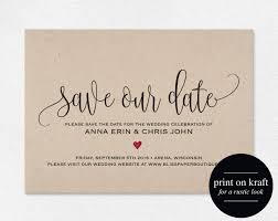 Save The Date Cards Template Save The Date Template Save The Date Card Save The Date