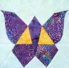 Craftdrawer Crafts: Free Pattern Friday for Spring Butterfly Quilt ... & Free Butterfly Quilt Block - available on Craftsy.com Free Knitting Patterns  ... Adamdwight.com