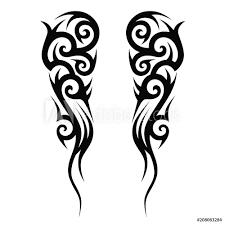Fotografie Obraz Tattoos Ideas Sleeve Designs Tribal Tattoo