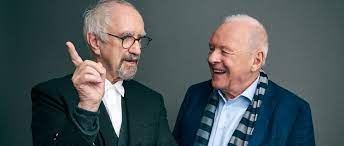Jonathan Pryce & Anthony Hopkins On 'The Two Popes' – Q&A – Deadline