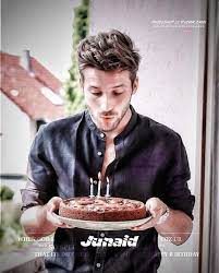 Happy Birthday Boy Cake With Name Junaid