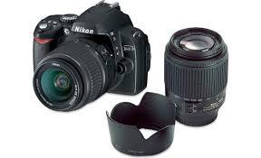 Nikon D40 2 Lens Kit