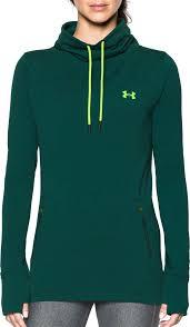 under armour sweatshirts for girls. product image · under armour women\u0027s featherweight fleece slouchy funnel neck sweatshirt sweatshirts for girls