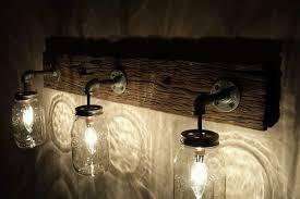 lighting super pretty and romantic look mason jar lights awesome house lighting pendant light