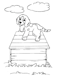 Puppy Dog Coloring Pages Puppy Dog Pals Coloring Pages Page