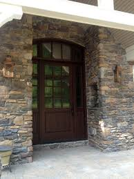 custom front doorCustom Doors for Custom Homes