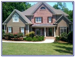 Image Brick Ranch Exterior House Color Schemes With Red Brick Red Exterior Paint Exterior Paint Colors With Red Brick Arthomesinfo Exterior House Color Schemes With Red Brick Arthomesinfo