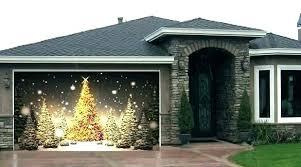 garage door covers garage door decals good raynor garage door