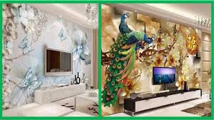 Amazing 3d Wall Decorations || wall art painting ideas for bedroom