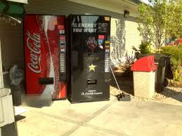 Rockstar Energy Drink Vending Machine Impressive View Media 48 Rockstar Full Throttle Vending Machine On The