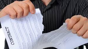 Resigned In Lieu Of Termination Resignation Terminating Or Suspending Employment Unison National