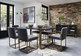 dining room tables with upholstered chairs. vogue dining table and 4 upholstered chairs room tables with a
