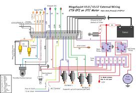 fuel injector wiring diagram php fuel wiring diagrams cars com • view topic 2tc 3tc 2tg efi and mega
