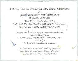 how to word hotel accommodations for wedding invitations accomidation cards kickalert