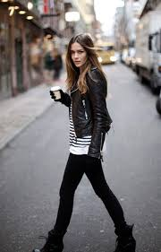 a nice leather jacket is a perfect staple item that never goes out of style i know i said that same line about barbour jackets and these couldn t be