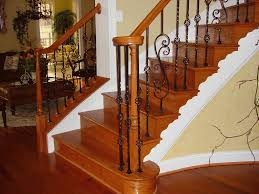 Image Modern Indoor Stair Railings Paint Vicki Truitt Indoor Stair Railings Paint Railing Stairs And Kitchen Design