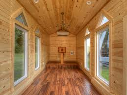 Tiny Homes To Inspirer Your Inner Traveler HGTVs Decorating - Tiny house on wheels interior