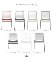 cool dining table plan also hee chair by hee welling la boutique danoise