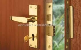 front door lock typesDouble Door Lock Types In