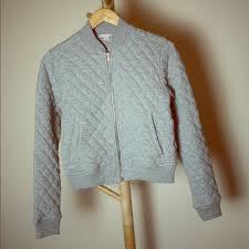 64% off GAP Jackets & Blazers - Gap quilted sweatshirt bomber ... & Gap quilted sweatshirt bomber jacket NWT Adamdwight.com