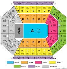 Dcu Center Seating Chart For Concerts Cheap Dcu Center Tickets