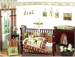 monkey crib bedding baby monkey crib bedding sets boy nursery set monkey crib bedding girl monkey crib bedding
