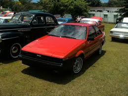 1984 Toyota Corolla AE85 by Mister-Lou on DeviantArt