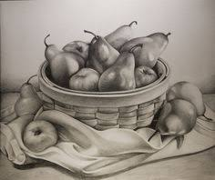 fruit bowl drawing with shading. Fine Drawing Fruit Bowl By Starbeams On DeviantART In Drawing With Shading