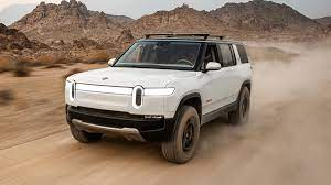 Rivian Busy With Three Electric Vehicle ...