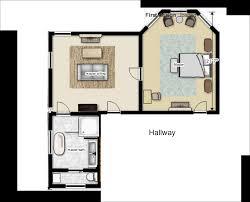 Master Bedroom Layout Marten Design Old House Modern Master