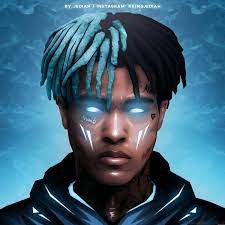 XXXTentacion Blue Wallpapers - Top Free ...