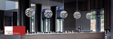 indoor lighting designer. studio italia design lighting indoor designer