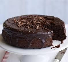 Eggless Chocolate Beetroot Blitz Bake Cake Recipe Bbc Good Food