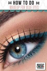 how to do eye makeup for blue eyes natural simple eyeshadow tutorial for eve
