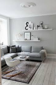 Apartment Living Room Decorating Ideas best 25 white floating shelves ideas farm style 4410 by uwakikaiketsu.us