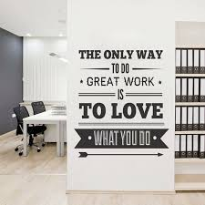wall art for office space. Charming Wall Art For Office Space Decor Typography Inspirational  Quote Decoration Success Wall Art For Office Space P