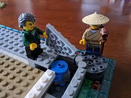 Building Ninjago City (Part Three)