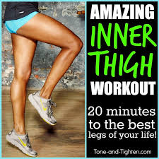20 minute inner thigh workout