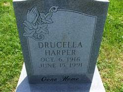 Letha Drucilla Floyd Harper (1916-1991) - Find A Grave Memorial