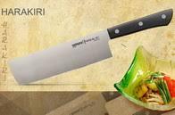 Кухонный <b>нож Накири</b> SAMURA <b>Harakiri</b> SHR-0043B | Магазин ...
