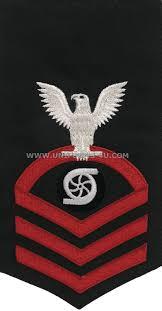 U S Navy Gas Turbine Systems Technician Gs Rating Badge