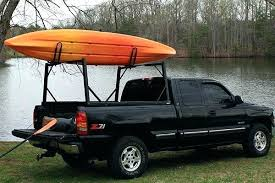 Kayak Rack For Truck Kayak Cargo Rack Kayak Truck Rack No Drill ...