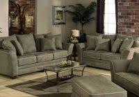 rustic country living room furniture. Rustic-country-living-room-idea-with-weathered-brick- Rustic Country Living Room Furniture