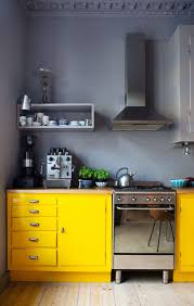 Color For Kitchen Walls 17 Best Ideas About Grey Yellow Kitchen On Pinterest Bedroom