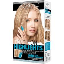 L Oreal Paris Frost And Design Highlights Champagne Touch On Highlights Iced Champagne