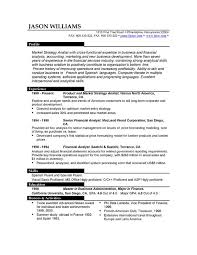 43 Best Standard Resume Format Resume Template