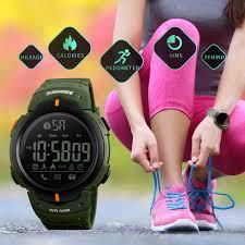 Online Shop Men's <b>Sport Smart</b> Watch <b>SKMEI Brand</b> Fashion ...